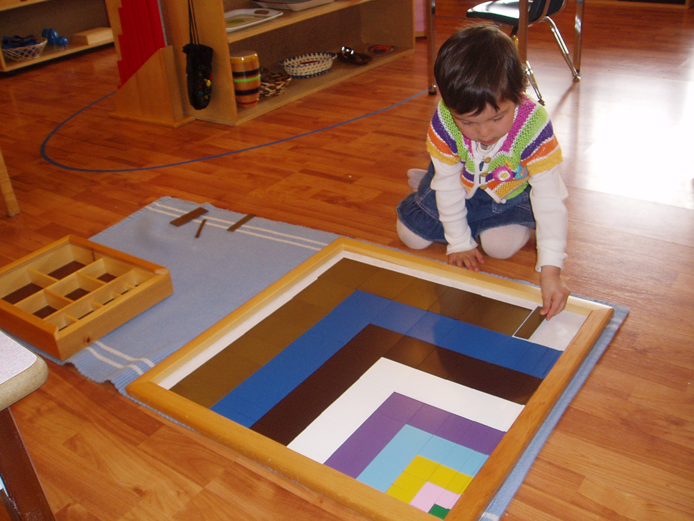 montessori sensorial education There are five distinct areas of montessori education: practical life, sensorial,  language, math, and cultural studies each area works, in turn, to help develop .